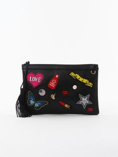 Patch Detail Clutch