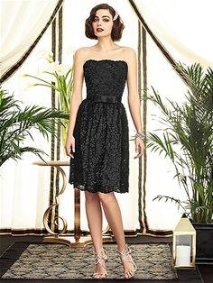 classic vintage glam dress