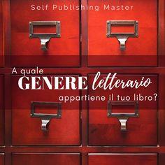 Self Publishing Master Podcast - Ep 024 - A quale genere letterario appartiene il tuo libro? - Libroza.com