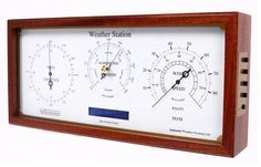 Instromet Weather Systems Climatica weather station