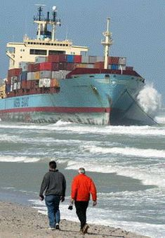 Ship Disasters At Sea – Photos of Maritime Destruction | gCaptain ⚓ Maritime & Offshore News