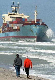 Ship Disasters At Sea – Photos of Maritime Destruction | gCaptain ⚓ Maritime & Offshore News