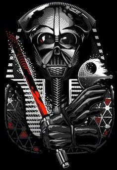 Pharroh Darth Vader. Interesting!
