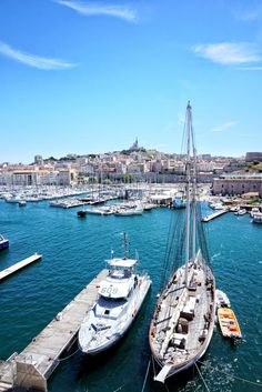 A postcard from Marseilles France: a photo diary of the capital of Provence.