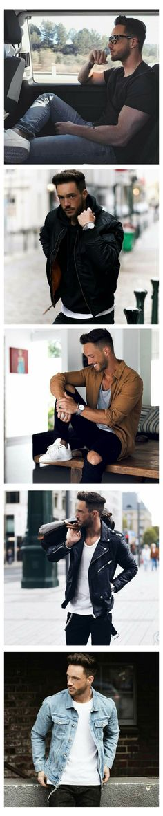 Hairstyle Inspiration for men