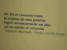 105 Mejores Imágenes De Machado Generación Del 98 Poemas