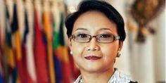 Menteri Luar Negeri : Retno Lestari Priansari Marsudi