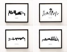 b6d31cd6e9b Decor Idea – Fill Your Walls With Art Prints Of Your Favorite Cities