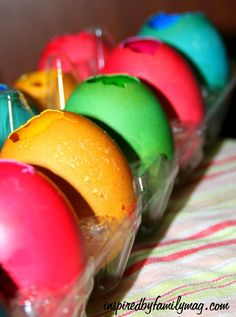 This year add this fun Easter tradition: Cascarones (Confetti filled eggs) to your Easter egg activities. LOADS of fun for the kids and it's even more fun for the adults!