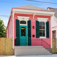 SOLD! 1436 Spain Street, New Orleans, LA $239,500 St. Roch 2 Bedroom/ 2 Bath Single Family Home Co-Listed with Katie Witry Gardner Realtors, New Orleans Real Estate