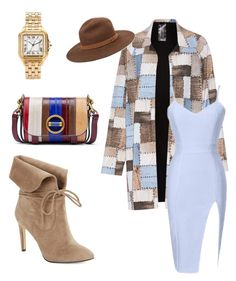 """""""Your Style Refined"""" by derricotterr on Polyvore featuring Norma Kamali, rag & bone, Tory Burch, Cartier and 424 Fifth"""