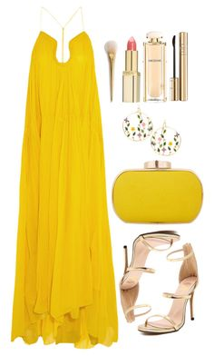 A fashion look from March 2016 featuring spaghetti strap dress, high heels sandals and Miss Selfridge. Browse and shop related looks. Dressy Outfits, Stylish Outfits, Casual Dresses, Girl Outfits, Summer Outfits, Fashion Dresses, Woman Dresses, Casual Clothes, Summer Shorts