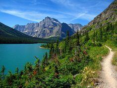 Hike to Grinnell Glacier, Glacier National Park, Montana - TripBucket
