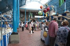 A previous Abergavenny Vintage Fayre in the market hall. Brilliant photography courtesy of Simon J Wells on Flickr www.flickr.com/photos/simonjwells Wells, Vintage Shops, The Past, Vintage Fashion, Photos, Photography, Shopping, Pictures, Photograph