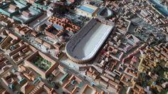 Les Stades Romains