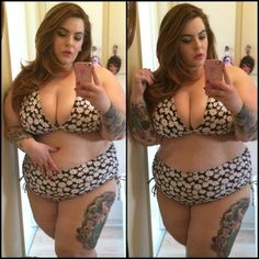 The Latest Tess Munster Fatkini Photo And Why This One Is Especially Important | Bustle