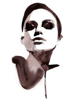 Watercolour : Stina Persson                                                                                                                                                                                 More