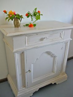 How to:  Shabby Chic Furniture