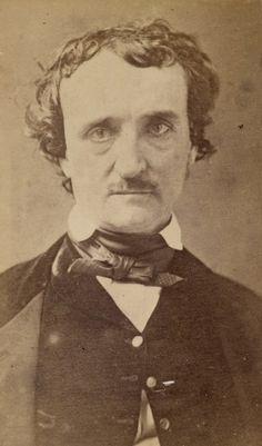 Edgar Allen Poe - INFP with bipolar disorder
