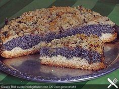 Mohnkuchen (Rezept mit Bild) von moorhenne | Chefkoch.de