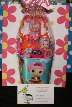 Lalaloopsy #lootbags by #Favours Away.