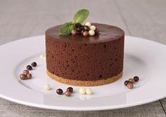 Receta de mousse de chocolate