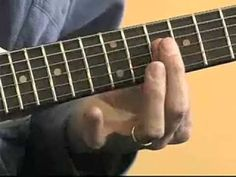 """Minor Blues Chord Progressions - Guitar Lesson Associate Professor at Berklee College of Music, Michael Williams explains minor blues progressions for the rhythm guitar in the style of BB King's """"The Thrill is Gone"""" in this Berklee guitar lesson."""