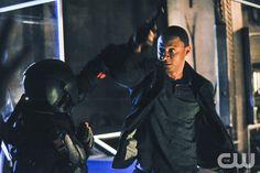 """Arrow -- """"The Man Under the Hood"""""""