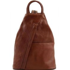 Shanghai - Tuscany Leather - Leather backpack - Bags For Business