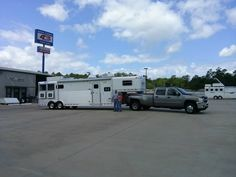 Congratulations to Jack and Tracy Nyitrai from Corpus Christi TX on their LQ trailer!! Gulf Coast 4-Star Trailer Sales (877) 543-0733