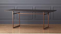 anezi dining table | CB2