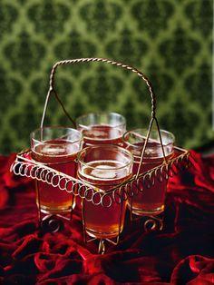 Mulled Cider - Nigella's recipe