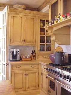 This Is A Kitchen I Did At A Shore Home. It Was Bright And Open