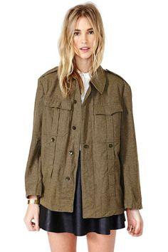 Windtalker Army Jacket