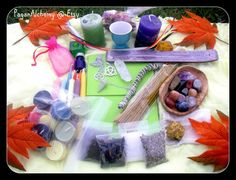 Ultimate Beginner's Kit Pagan Wicca Wiccan Witch by PaganAlchemy