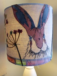 Jo Hill Textiles: Lampshades                                                                                                                                                                                 More