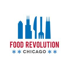 The official logo for Food Revolution Chicago.   Episodes: http://www.nbcchicago.com/entertainment/  Info: http://foodrevolutionchicago.com/  Facebook: https://www.facebook.com/FoodRevolutionChicago  Twitter: https://twitter.com/FoodRevChicago