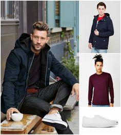 parka jacket men fur hood mens winter coat