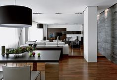 Minimalist interior design ideas, classic decorating and Art Deco style are very popular.