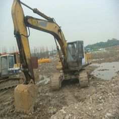 The Sumitomo used excavator GRW 103 has been sold well both at home and abroad. When it is used,your constru. Used Excavators, Komatsu Excavator, New Shows, Canning, Home Canning, Conservation