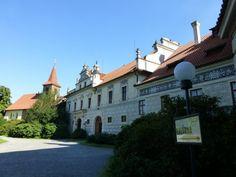 The Průhonice Park and Castle, The Czech Republic
