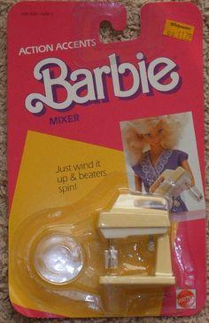 Barbie - Action Accent Blender