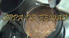 SOPA DE FEIJÃO - #COMÉDIA EM CASA GOURMET