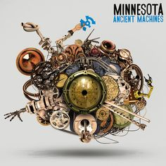 New #Release Ancient Machines - EP - Minnesota