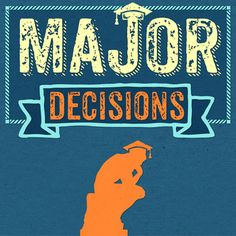 Can YOU choose my major for college?