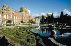Blenheim Palace, Churchill's birthplace