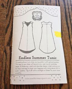 Fancy Tiger Crafts: Jaime's Endless Summer Tunic