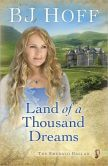 Land of a Thousand Dreams (Emerald Ballad Series #3)In Book Three of BJ Hoff's bestselling Emerald Ballad saga set near the middle of the 19th century, Irish patriot Morgan Fitzgerald, felled by a gunman's bullet, strives to restore his life and reclaim his future. But even as he takes steps to provide a home for Belfast orphan Annie Delaney and nurture his love for the beautiful, mute Finola, he finds himself again locked in a fierce battle with the powers of darkness.  In America, Morgan's…