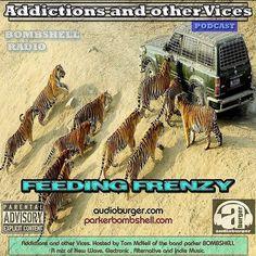 #today Addictions 39 bombshellradio.com 11:00AM-2:00PM #throwback #radio #dj  Addictions Podcast  39  parker BOMBSHELL  http://ift.tt/2aSlgBl  Addictions Podcast  39  FEEDY FRENZY Addictions and other Vices Podcast EP 39  BOMBSHELL RADIO  Feeding Frenzy  On the Addictions Menu:  Adam Ant Art Brut Baddies Bang Data Billy Bragg Boston The Bravery Captain Sensible Civilized Tears Diamante Fever Nova The Frequency Garage Baby Guns And Roses Jonathan Coulton Holland Creek The Horrors Iggy…