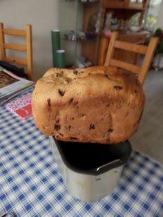 Familie Dubbelop: Van oliebollenmix naar krentenbrood. Bread Maker Recipes, Pastry Recipes, Baking Recipes, Dutch Recipes, Sweet Recipes, Pain Pizza, Kiwi, Sweet Bakery, Bread Bun